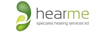 | Hearme Hearing Aid Specialist Auckland Waikato Hamilton logo